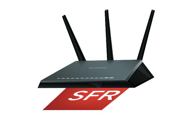 remplacement box sfr nb6vac par un routeur r7000