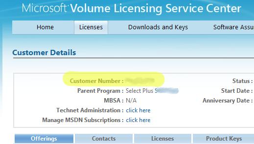 Installing Select Plus Remote Desktop Cals