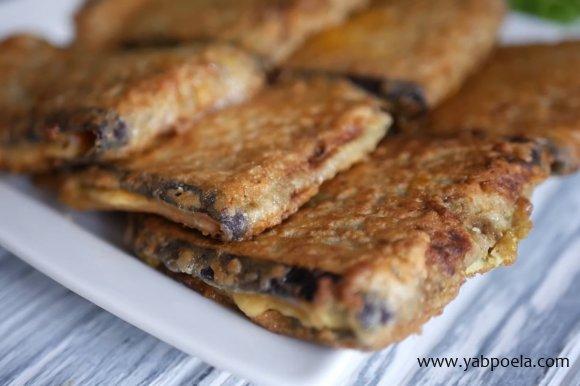 Баклажаны с ветчиной и сыром - пошаговый рецепт с фото на ...