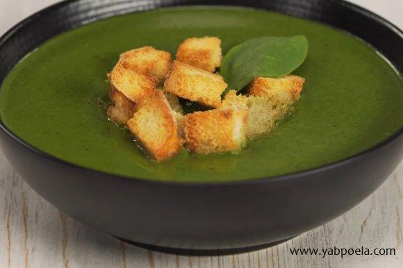 Суп из шпината - пошаговый рецепт с фото на ЯБпоела