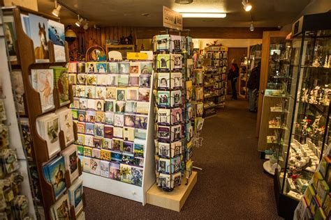 Adobe Resort Gift Shop, Yachats, OR