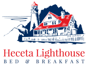 Heceta Lighthouse B&B Logo, Yachats, OR
