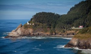 Heceta Lightstation Photo, Yachats, Florence, Oregon