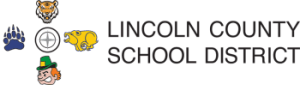 Lincoln County School District Logo, Oregon