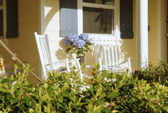 Overleaf Cottage Rentals, Yachats, OR