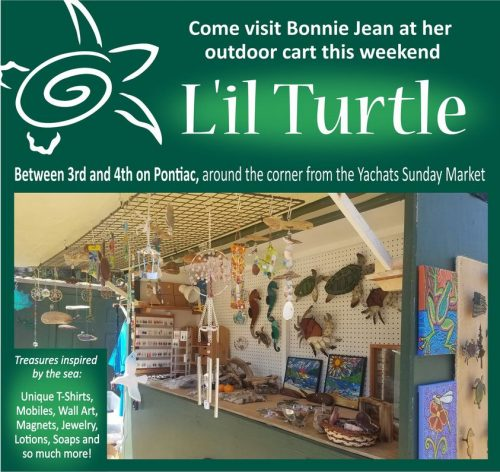 Turtle Island Gift Shop's Lil' Turtle Cart
