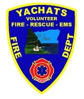 Yachats Rural Fire Department District Logo, Yachats, OR