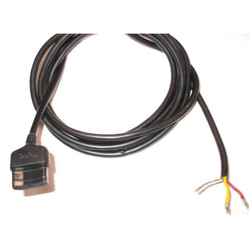Raymarine SeaTalk1 To Bare Wires Cable 1m D229