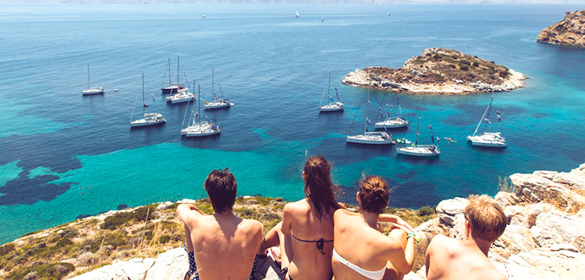 Read more about the article GREECE GLORIOUS GREECE:                                   An Ionian Sailing Experience