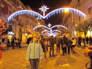 Syracuse Christmas lights