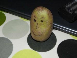 Patrick the Potato
