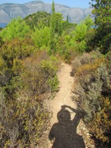 On the Gidaki trail