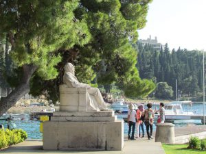 Watching over Cavtat