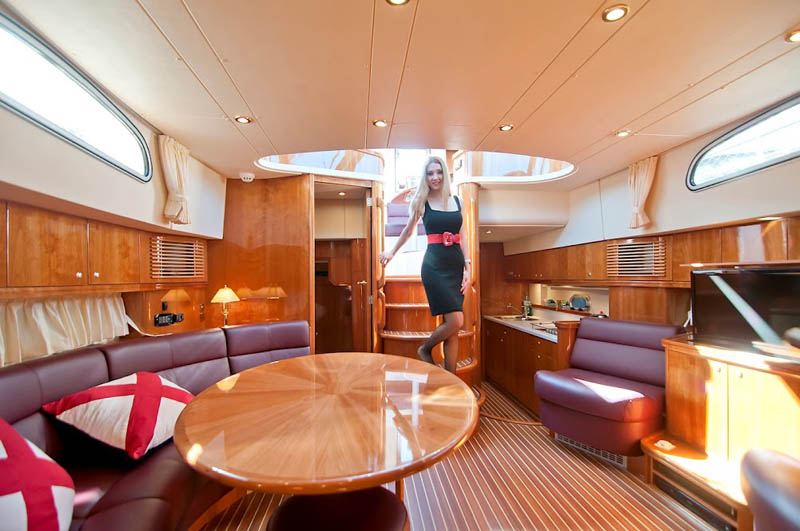 Review Elling 49 E4 General Trawler Discussion YachtForums We Know Big Boats