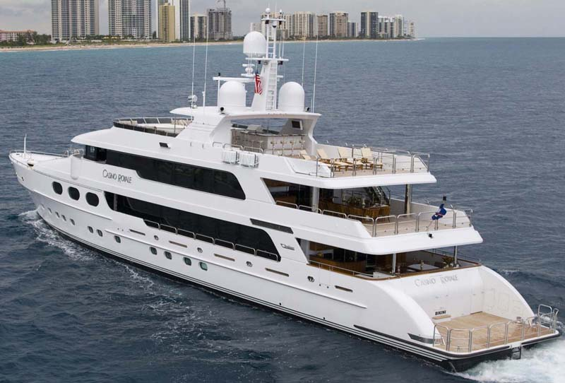 Review Christensen 163 Casino Royale Christensen Yacht YachtForums We Know Big Boats