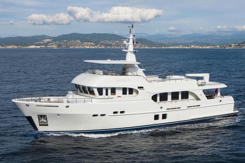 Review Moonen Yachts 100 Explorer Moonen Yacht YachtForums We Know Big Boats