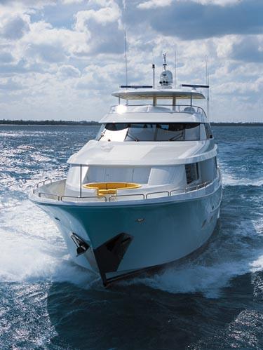 Review Westport Yachts 112 Westport Yacht