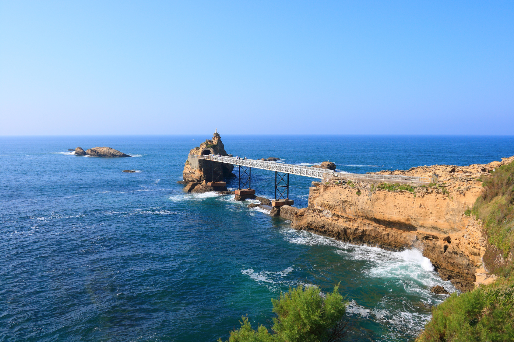 Sailing In The Bay Of Biscay Experience The French And