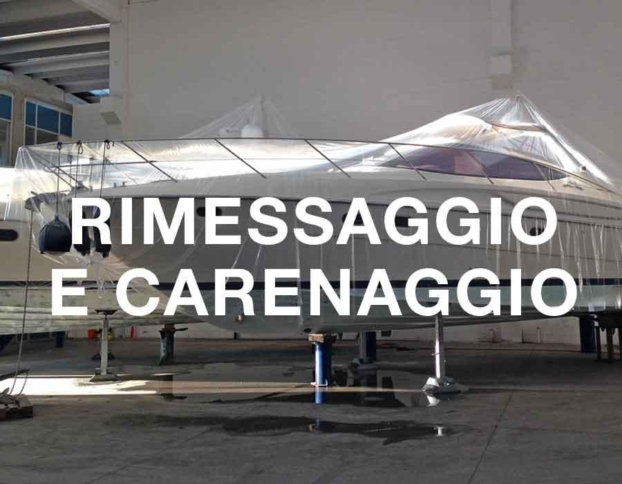 Rimessaggio e Carenaggio yacht, barche, barche a vela La Spezia, 5 Terre - La Spezia Yachting Service