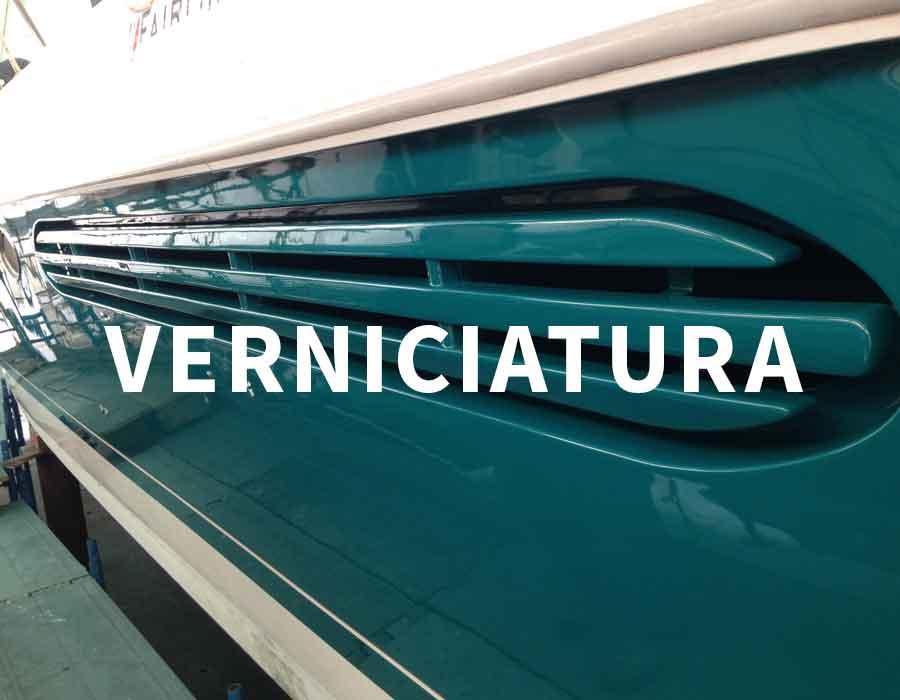 verniciatura yacht, barche, barche a vela La Spezia, 5 Terre - La Spezia Yachting Service