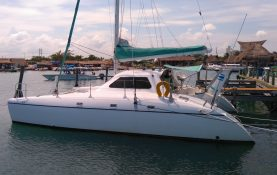 Yacht Rentals in Cancun private Catamaran charter in cancun luxury charter puerto aventuras puerto morelos holbox isla mujeres contoy island large charter over the Mexican Caribbean private luxury service catamaran charter open bar
