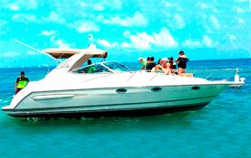 yacht rentals in Cancun, luxury yachts for rent, luxury charter, private charter, yacht charter, economic yachts for rent, cancun, isla mujres, puerto aventuras, cozumel, formula 34 feet