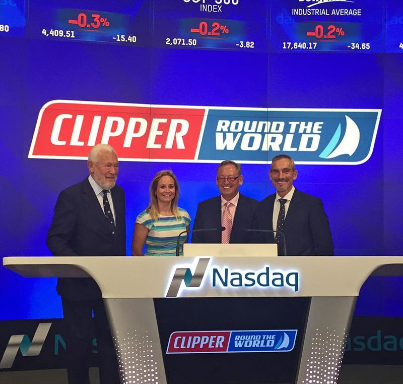 Clipper Race CEO And Co Founder William Ward Clipper