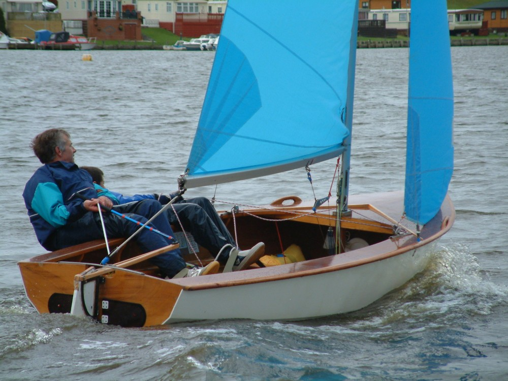 Enterprise Open At Winsford Flash Sailing Club