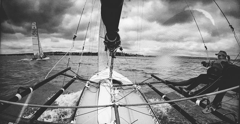 The wide-rack Internatonal 14 - photo © Izzy Watkins