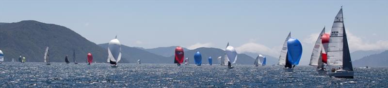 Lawsons Dry Hills New Year Regatta At Waikawa Boating Club