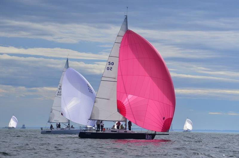 J105 North American Championship At Annapolis Yacht Club Day 2
