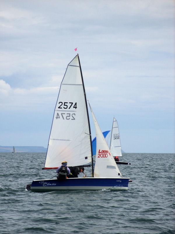 Laser S At The Weymouth Regatta
