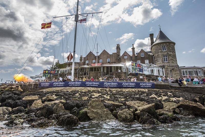 Momentum Builds For Royal Yacht Squadron Bicentenary Regatta