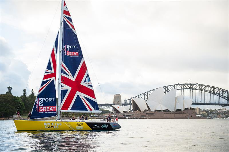 Clipper Ventures Supporting Invictus Games Sydney 2018 For