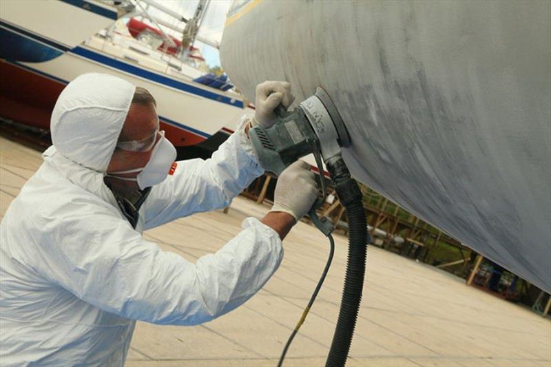 New Green Campaign Focuses On Antifouling