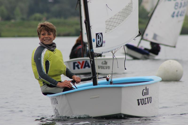 Optimists At Bowmoor Sailing Clubs Oppy Camp