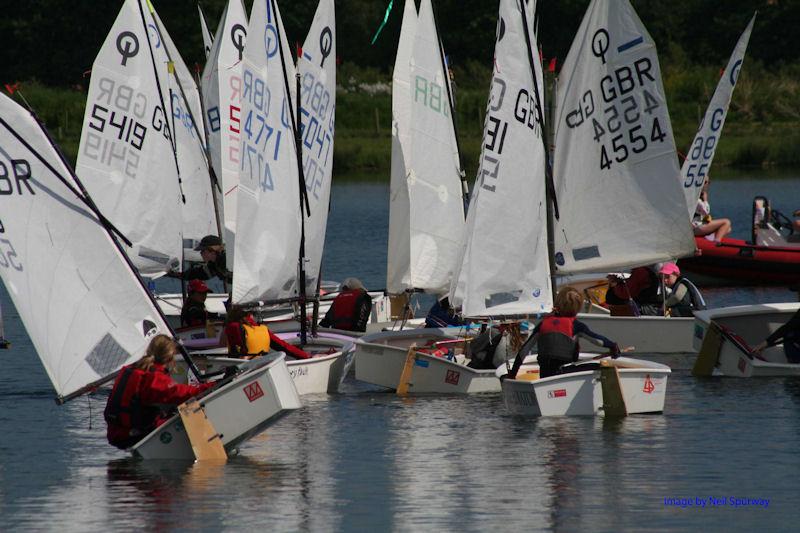 Oppy Camp At Bowmoor Sailing Club