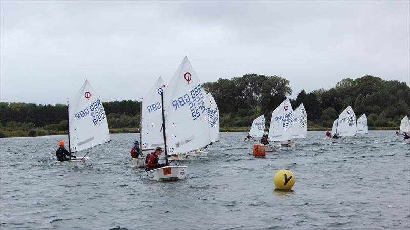 Optimist Open And South West Indicator Event At Bowmoor