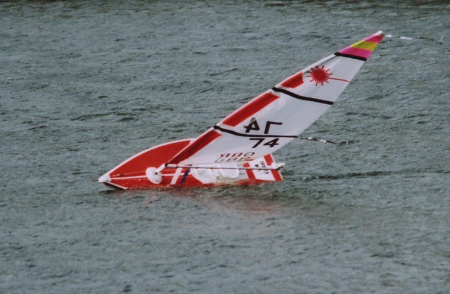 Action From The RC Laser Open Meeting At Black Swan