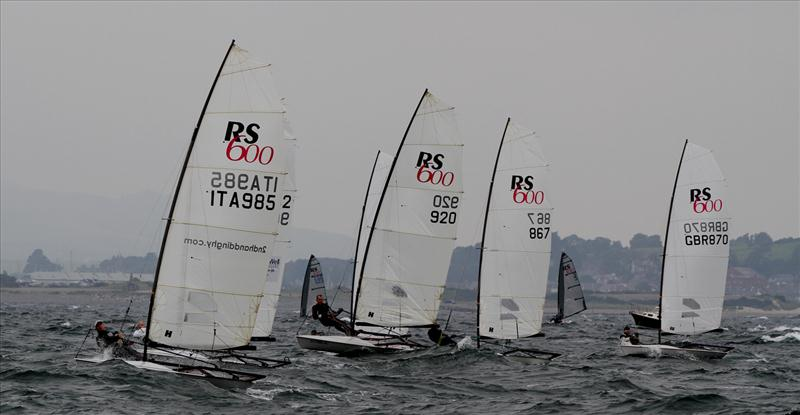 RS600 National Championships At Pwllheli Sailing Club