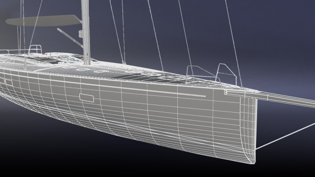Inside The Baltic Yachts 130 Foot Sailing Yacht My Song