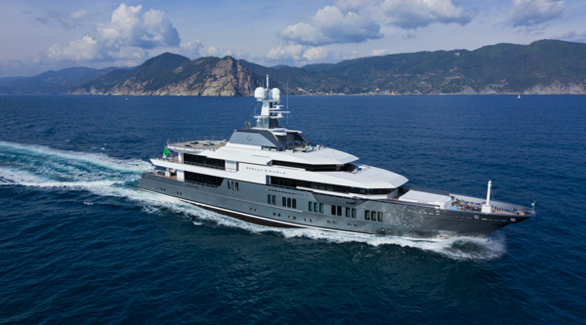 Rick mayda the ocean plays a powerful role in shaping the earth. Oceans 10 Vsy S Stella Maris Yachts International