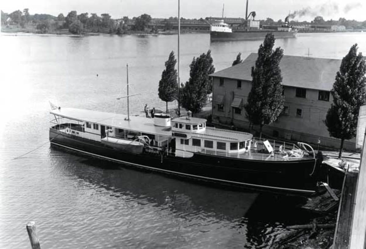 92 Honey Fitz Golden Years Yachts International