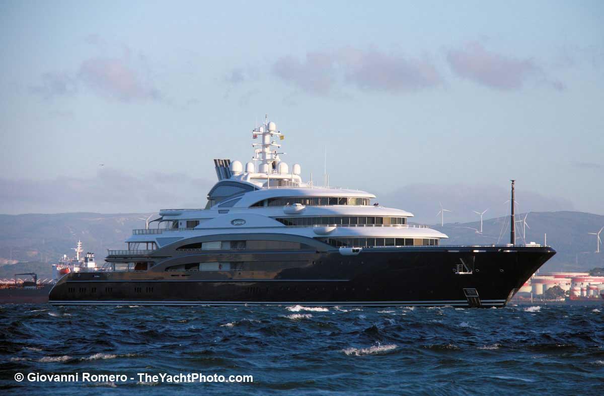 10 Serene Yachts International