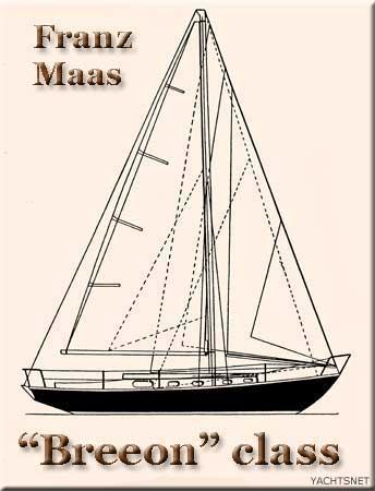 Franz Maas Breeon Class Archive Details Yachtsnet Ltd