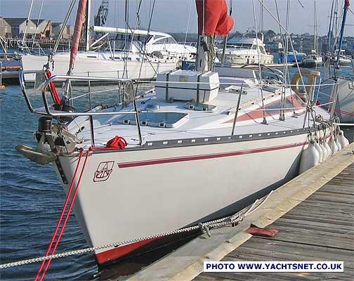 Dufour 39 Archive Details Yachtsnet Ltd Online UK Yacht