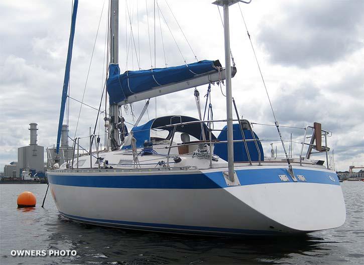 Wauquiez Centurion 36 Archive Details Yachtsnet Ltd