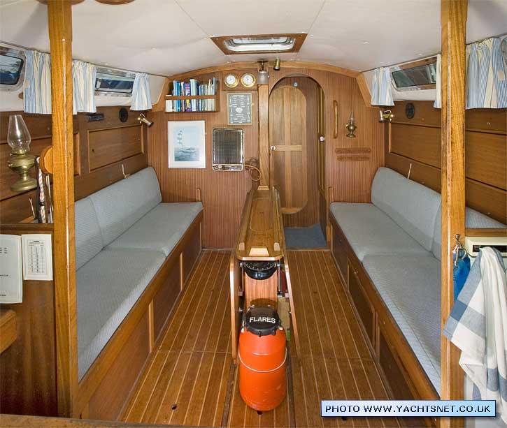 Westerly 33 Ketch Archive Details Yachtsnet Ltd Online