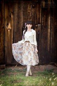 Tenue de mariage Gothic Lolita #2