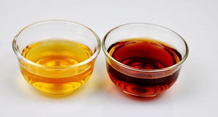 普洱生茶和熟茶的辨別 | 美食雅廚 YaCook